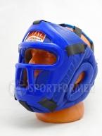 Шлем с маской Кобра