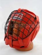 Шлем для АРБ с железной маской Danata