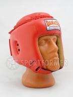 шлем с защитой темени для каратэ и тхэквондо