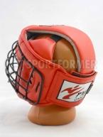 шлем с железной маской для арб рэй-спорт