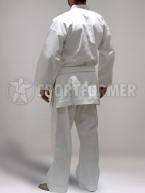 Кимоно для рукопашного боя и джиу-джитсу Россия белое