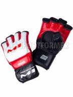 Перчатки MMA M1 Clinch, кожа