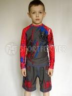 шорты детские для грэпплинга, бжж и мма