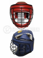 Шлем с железной маской Ray-Sport