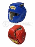 Шлем тренировочный Рэй-спорт М1 с закрытым верхом