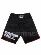 Шорты ММА Green Hill Black