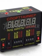 Таймер-метроном с механическими тумблерами