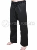 штаны черные для джиу-джитсу