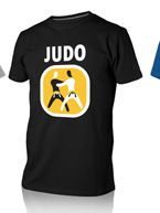 Футболка Дзюдо J1