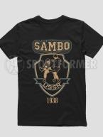 Футболка Самбо С1